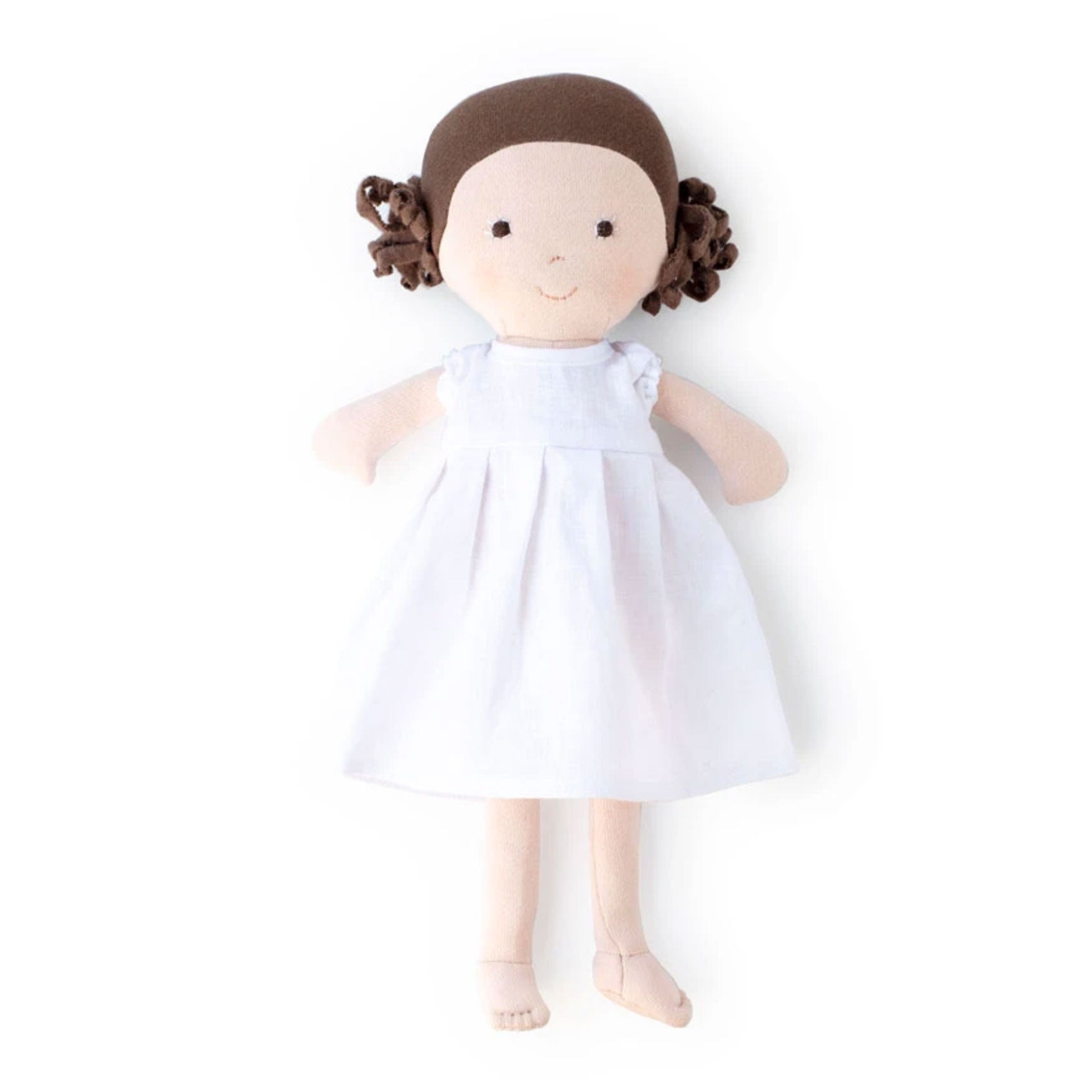 Hazel Village Louise soft doll at Bonjour Baby Baskets, luxury baby gifts