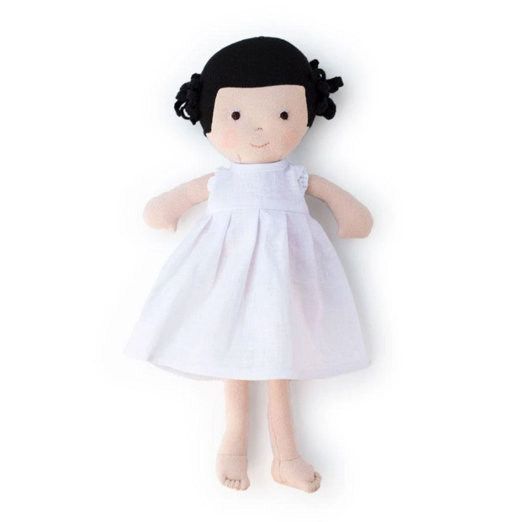 Hazel Village Nell soft doll at Bonjour Baby Baskets, luxury baby gifts