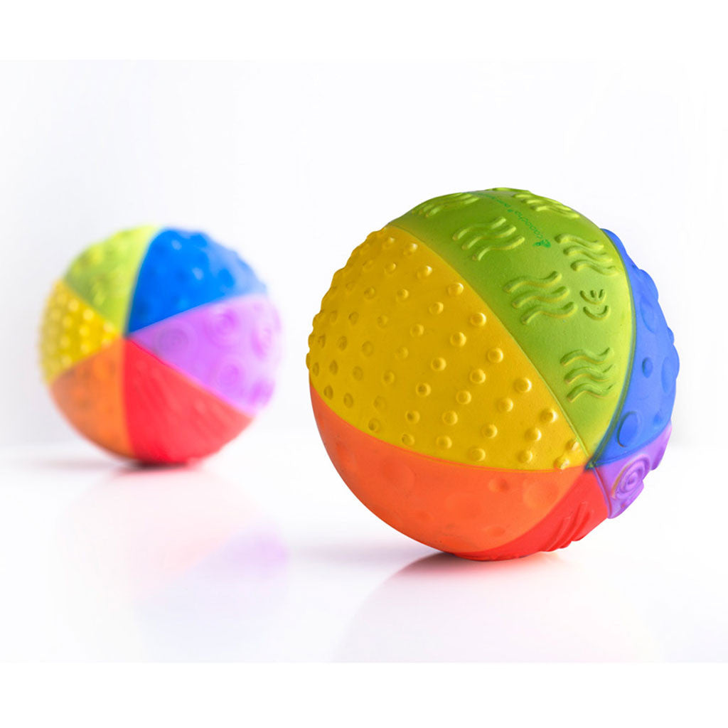 Sensory Ball Natural Rubber Toy