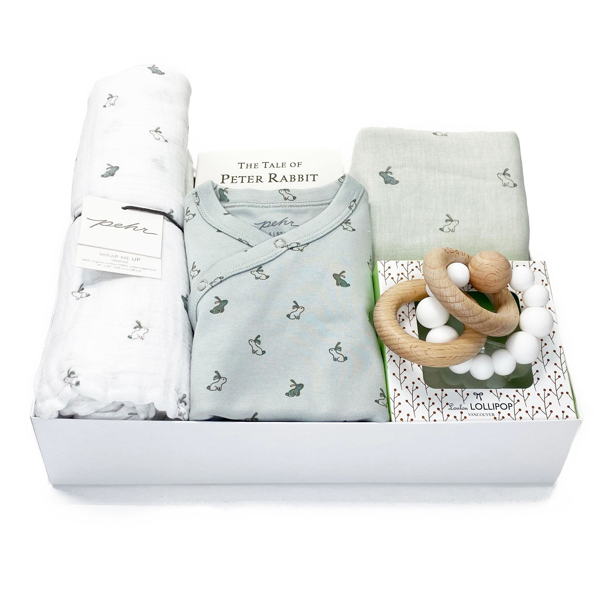 Luxury Gift Box by Bonjour Baby Baskets