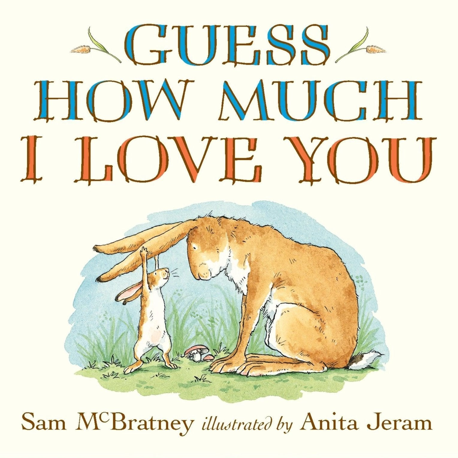 Guess How Much I Love You Baby Board Book at Bonjour Baby Baskets