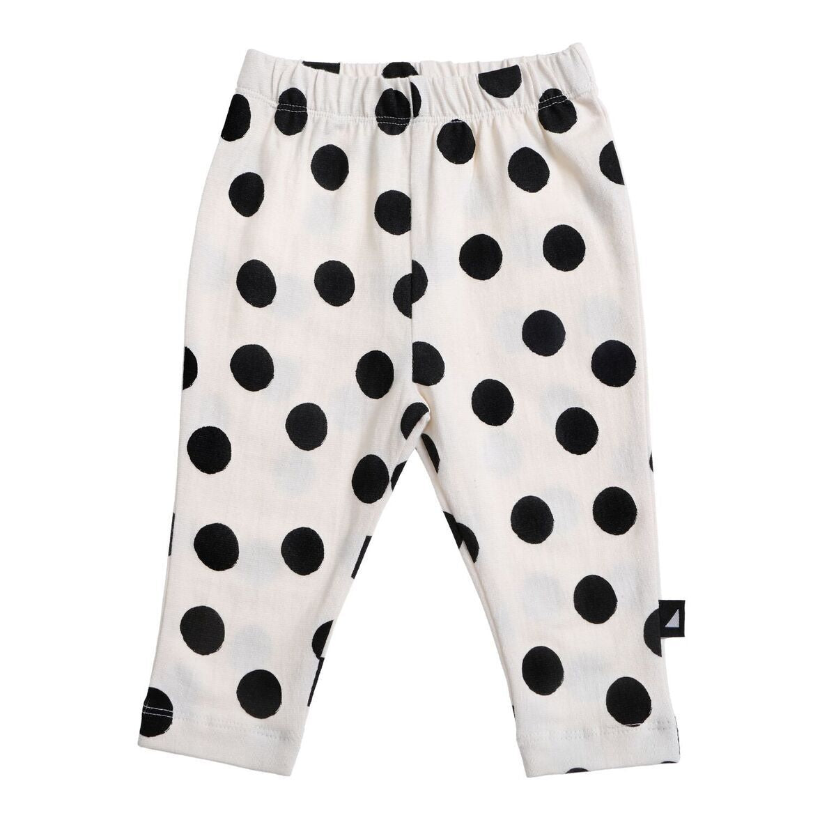 Spots Organic Cotton Baggy Leggings