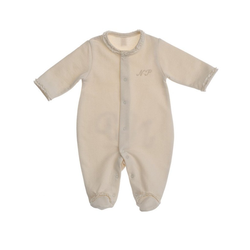 Naturapura Organic Sleeper footie