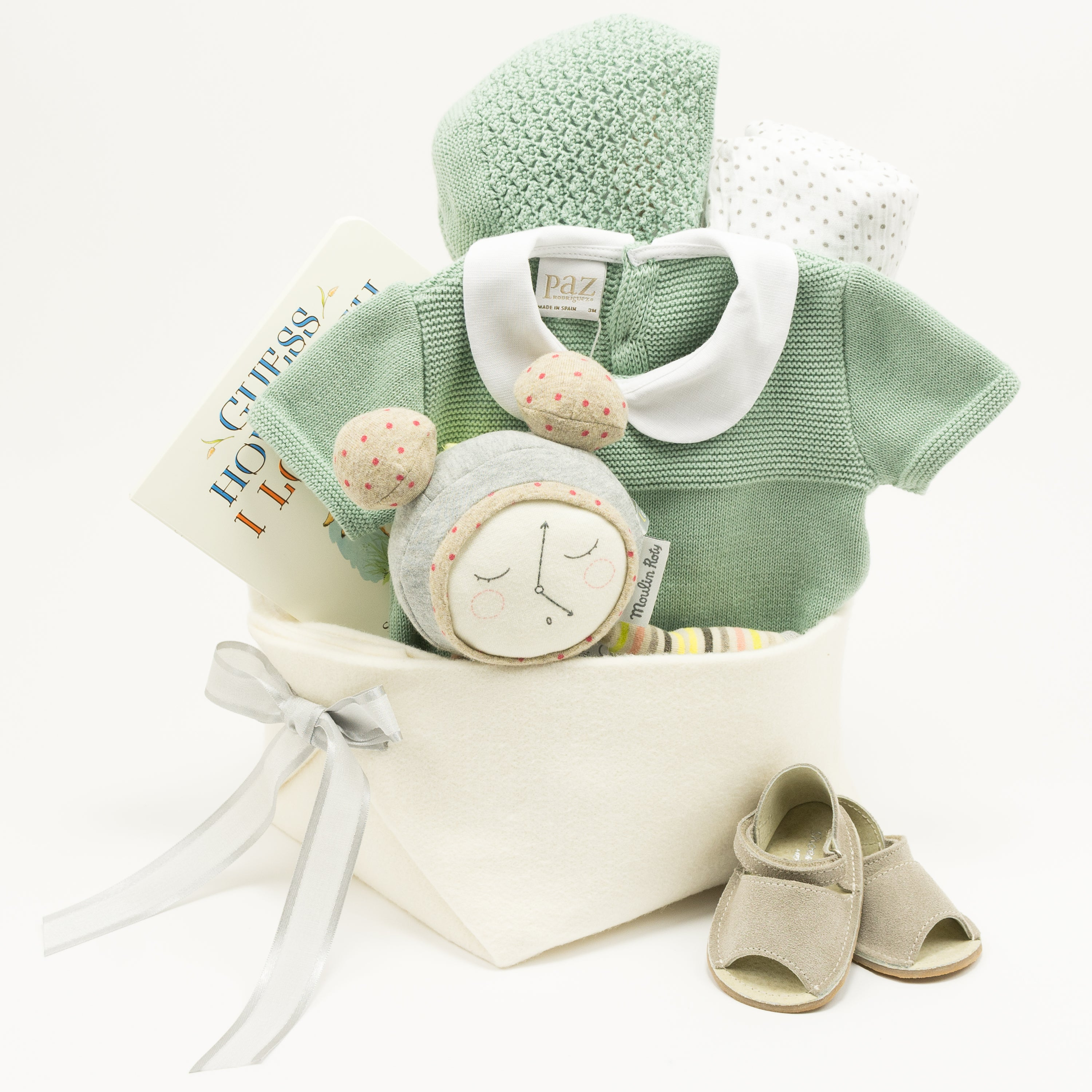 Best Corporate Baby Gift Baskets featuring Paz Rodriguez