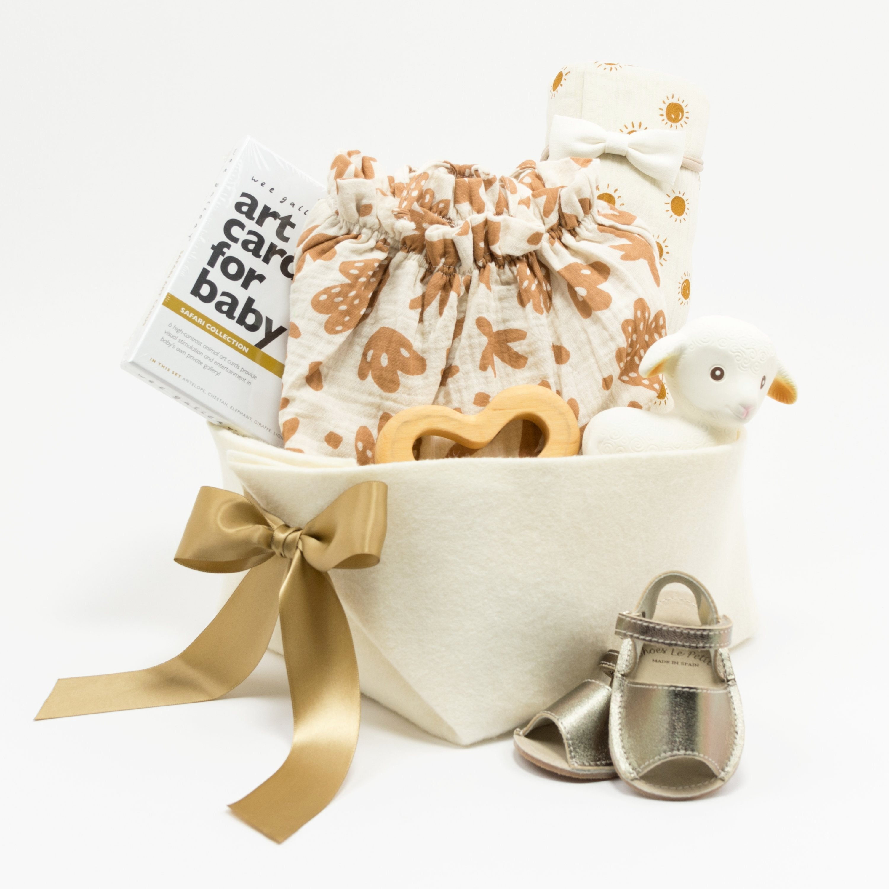 Rylee and Cru inspired Trendy Baby Gift Basket