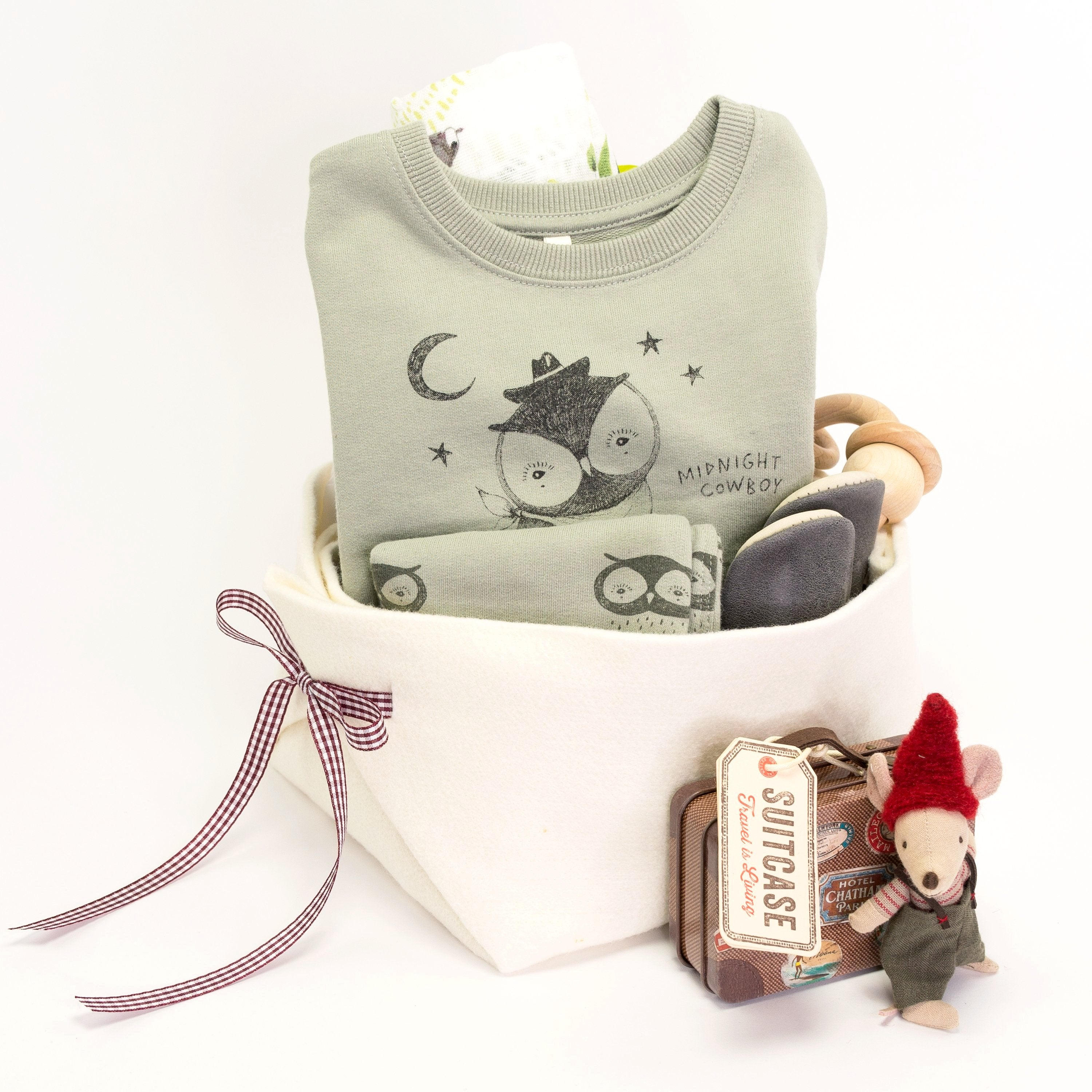 Rylee and Cru Baby Gift Basket