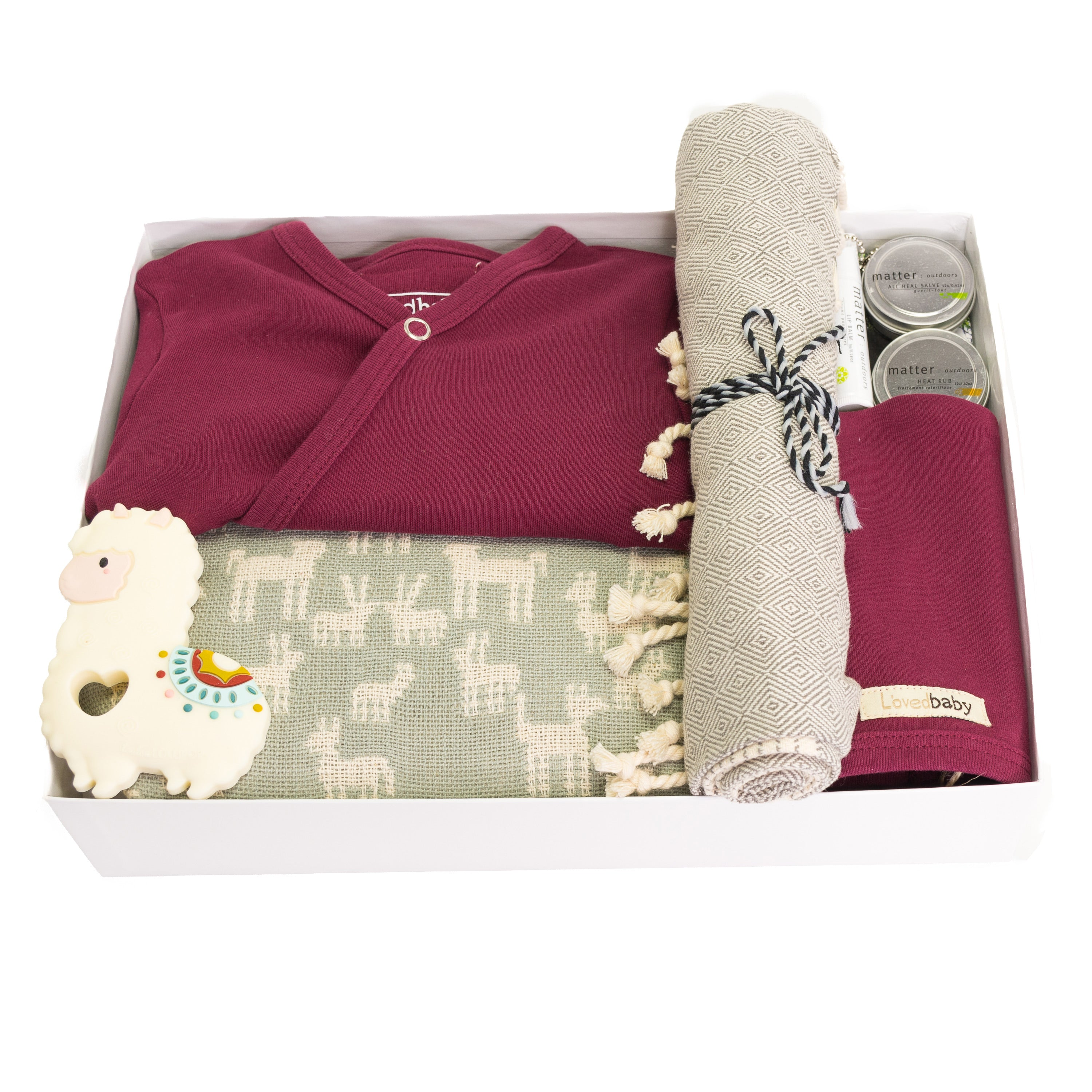Luxury Baby Gift Box in Neutral
