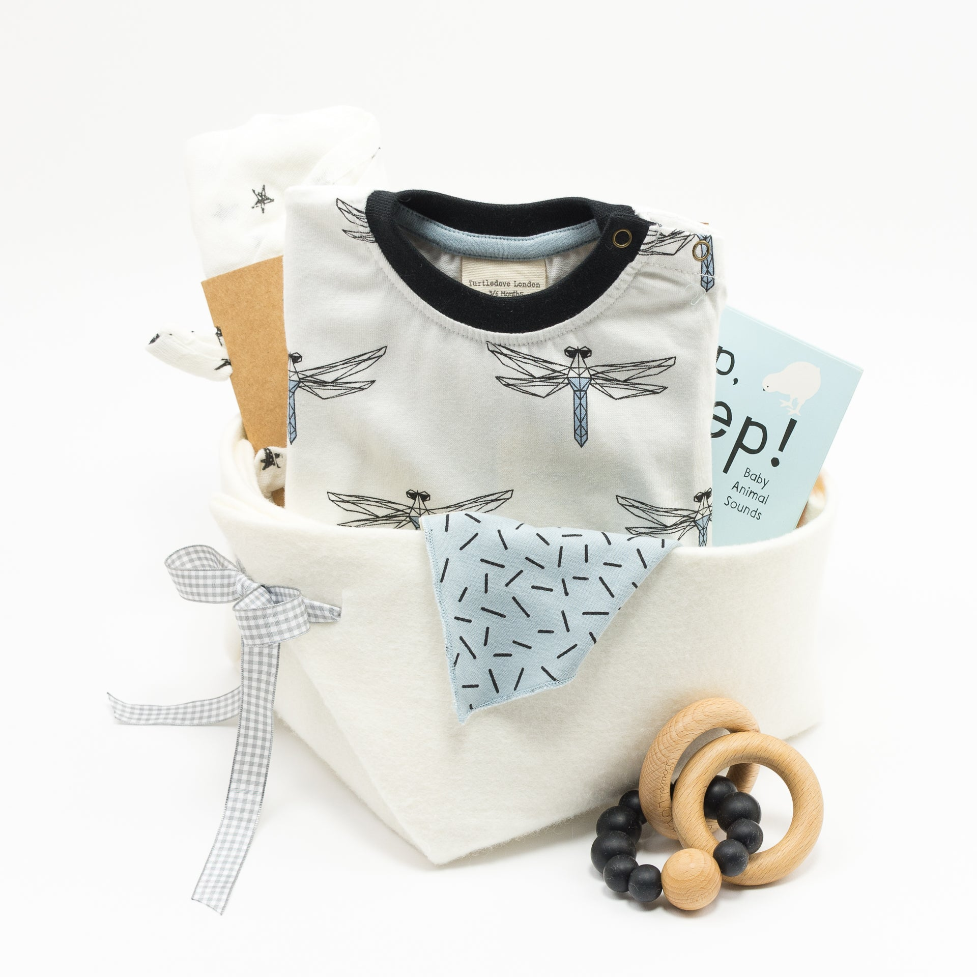 Baby Gift at Bonjour Baby Baskets, perfect Corporate Baby Gift