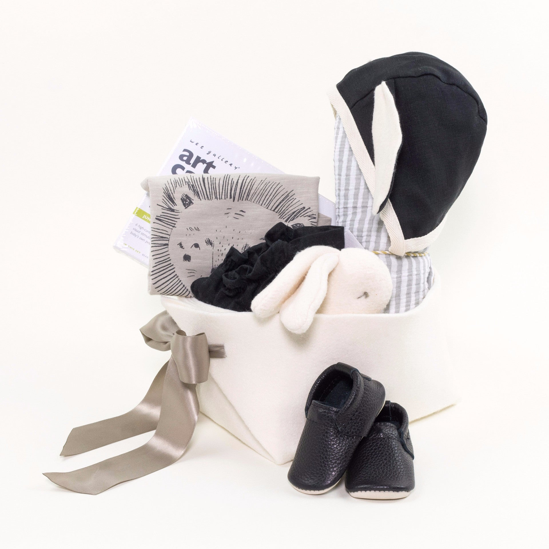 Luxury Baby Gift Basket at Bonjour Baby Baskets