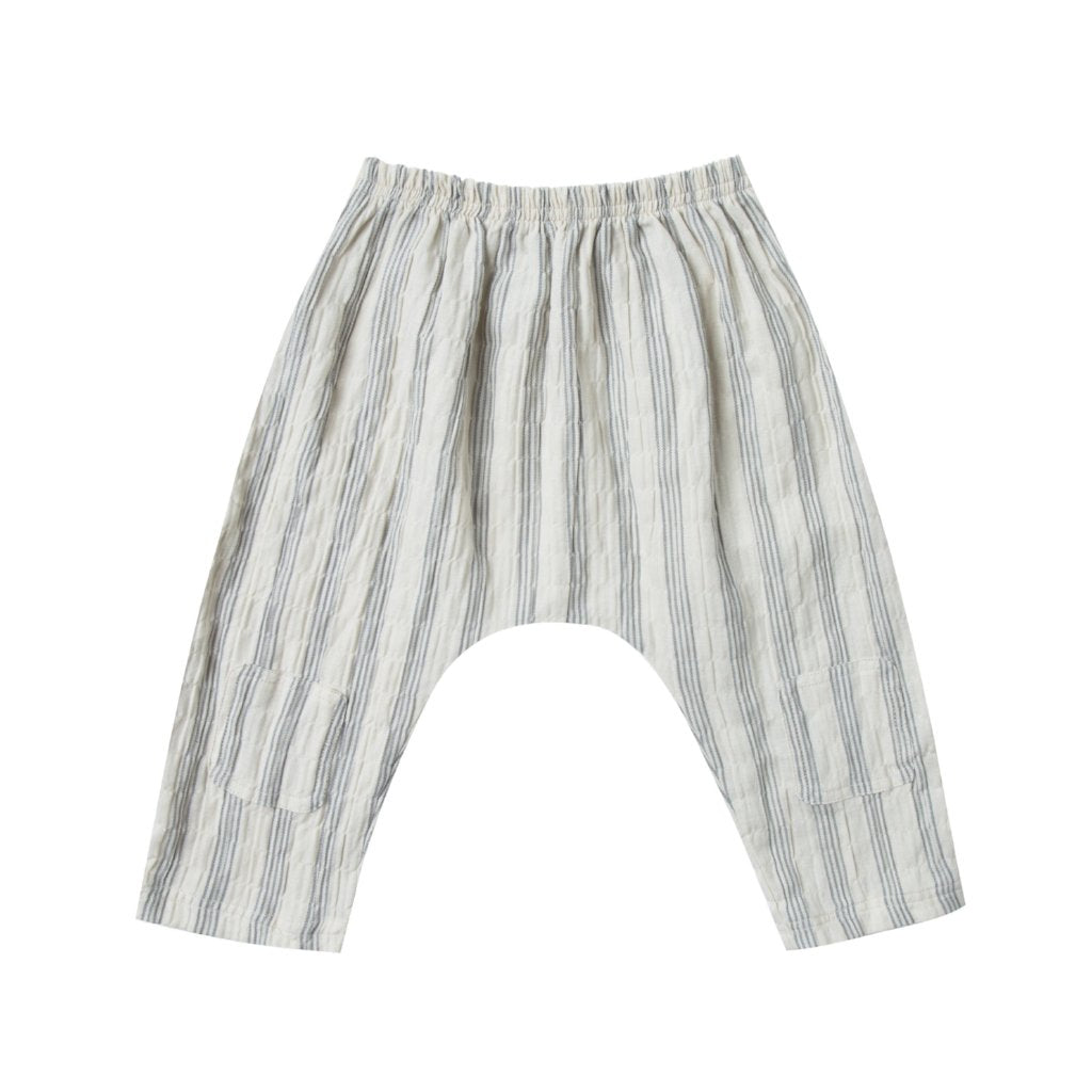 Rylee and Cru harem stripe pants at Bonjour Baby Baskets