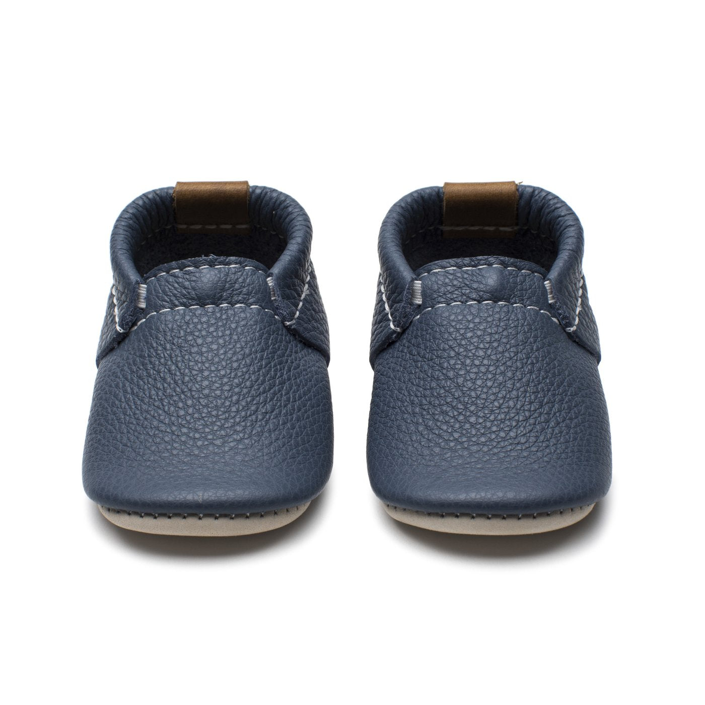 Minimoc Shoes Blue Heron for the trendy babies