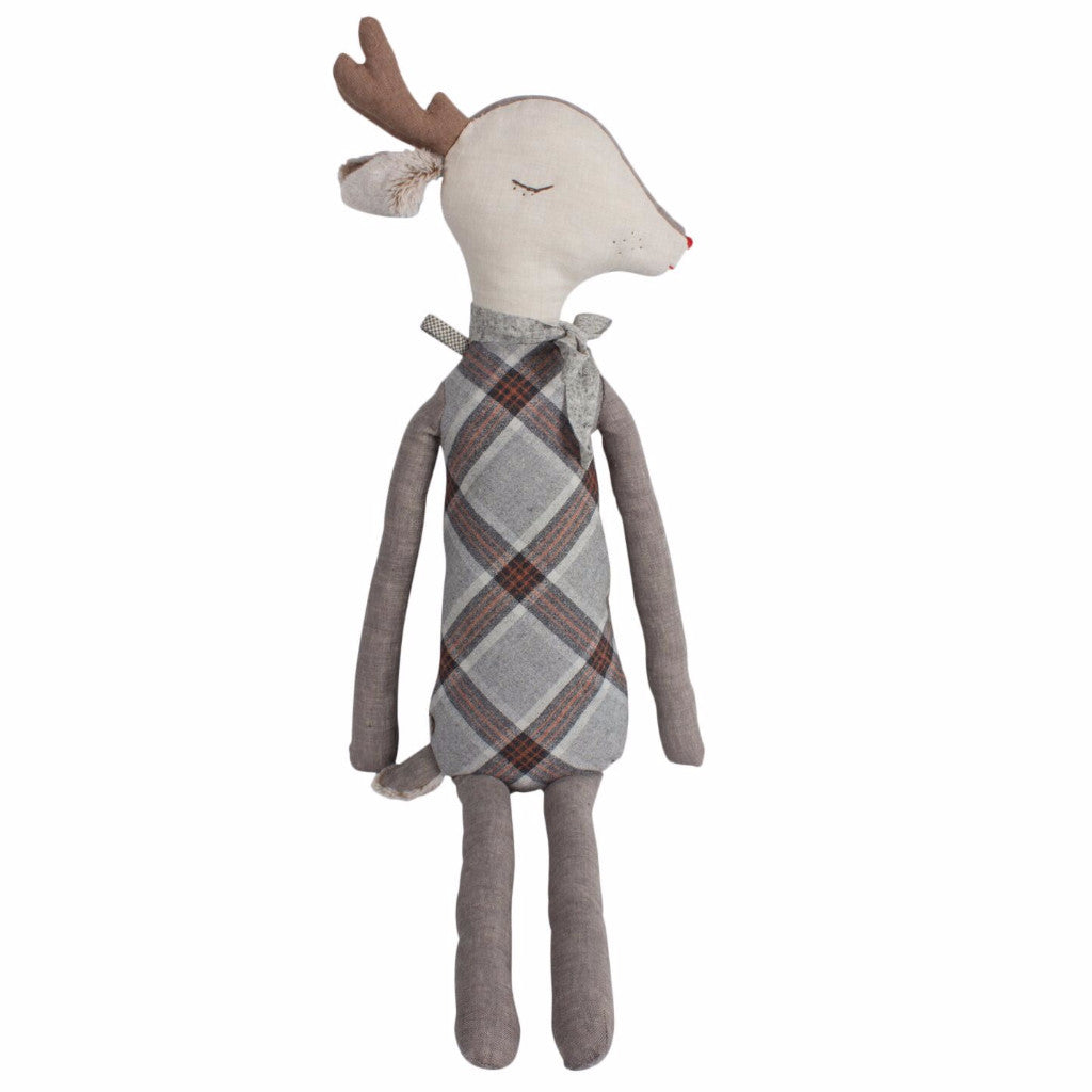 Sleepy Wakey Reindeer by Maileg at Bonjour Baby Baskets