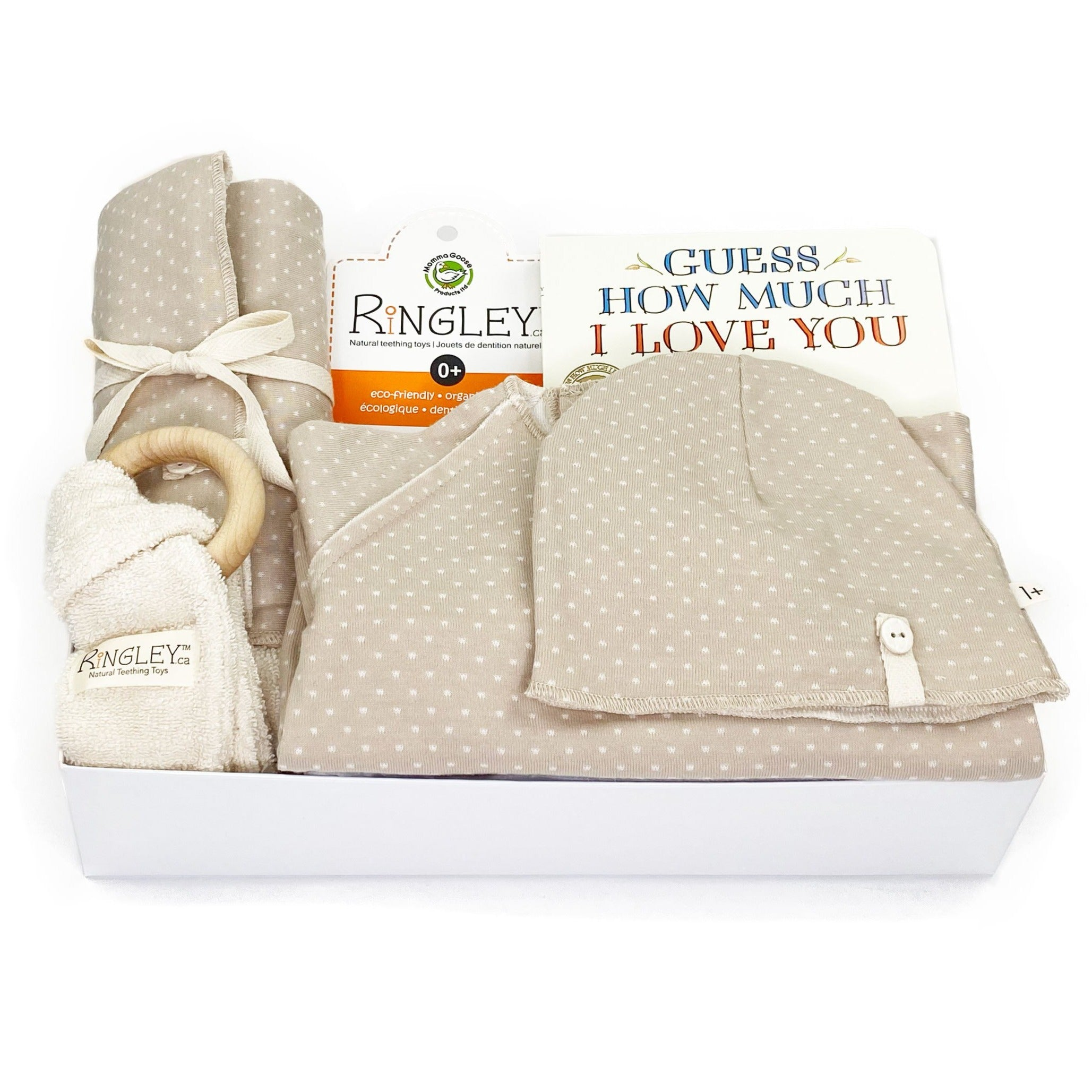1+ in the Family Baby Gift Box, great Baby Shower Gift Idea