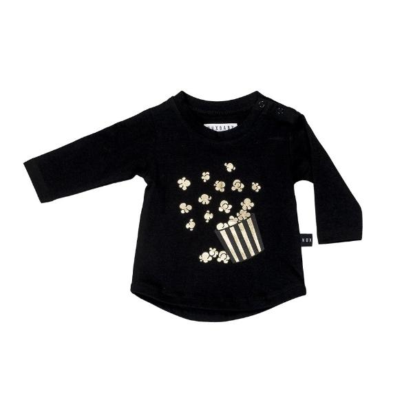 Huxbaby Popcorn Long Sleeves T-shirt
