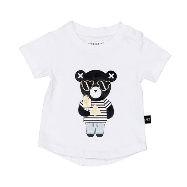 Huxbaby Bear with Ice Cream Tee