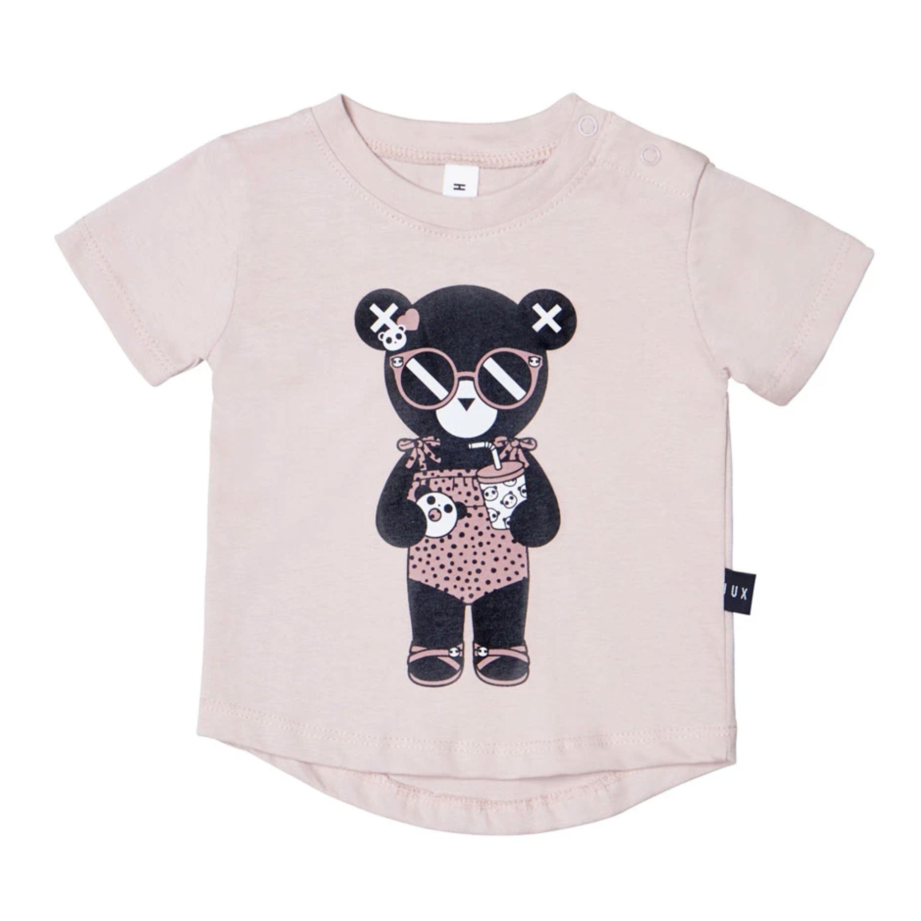 Trendy Huxbaby T-shirt at Bonjour Baby Baskets