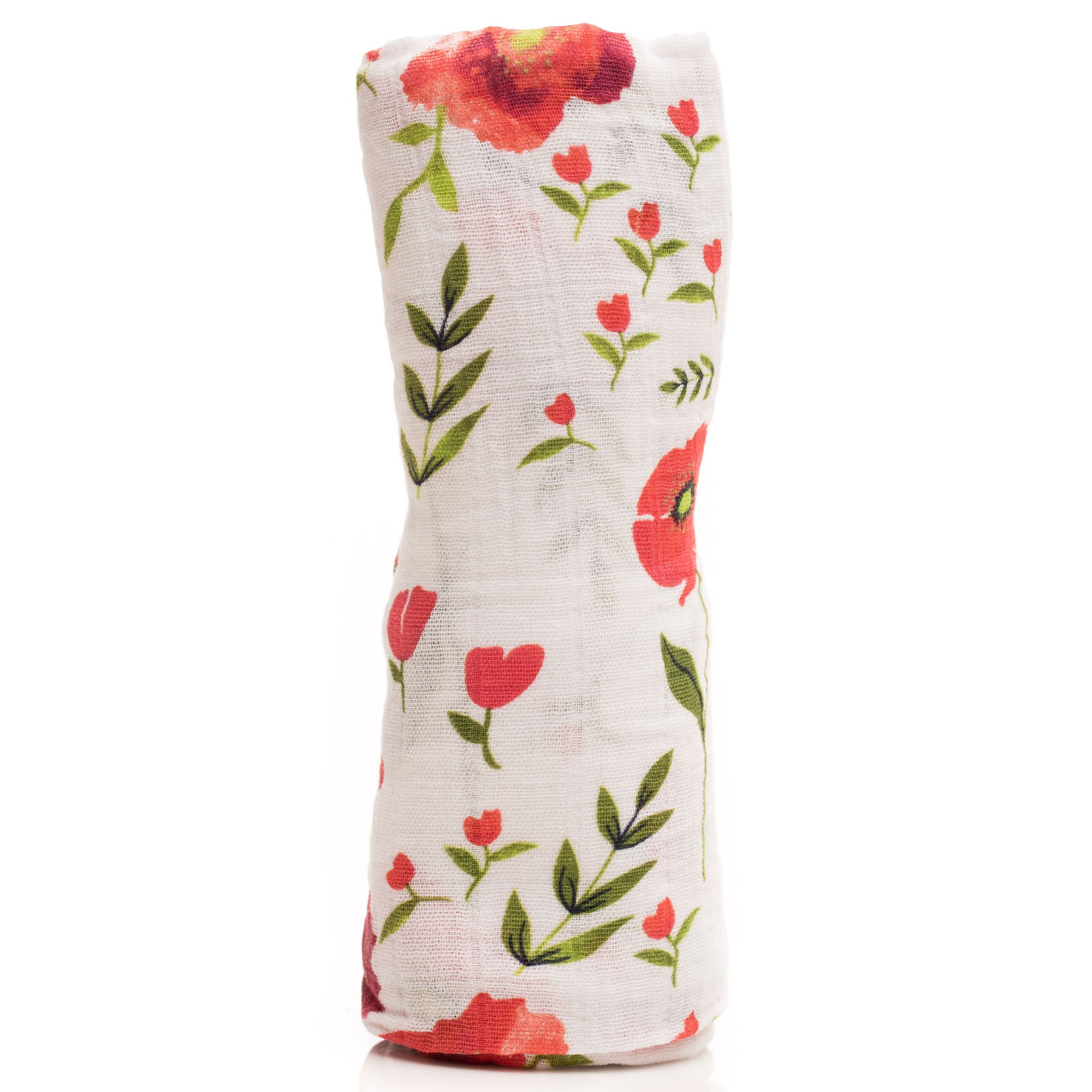 Poppy Swaddle Blanket Best Baby Gifts