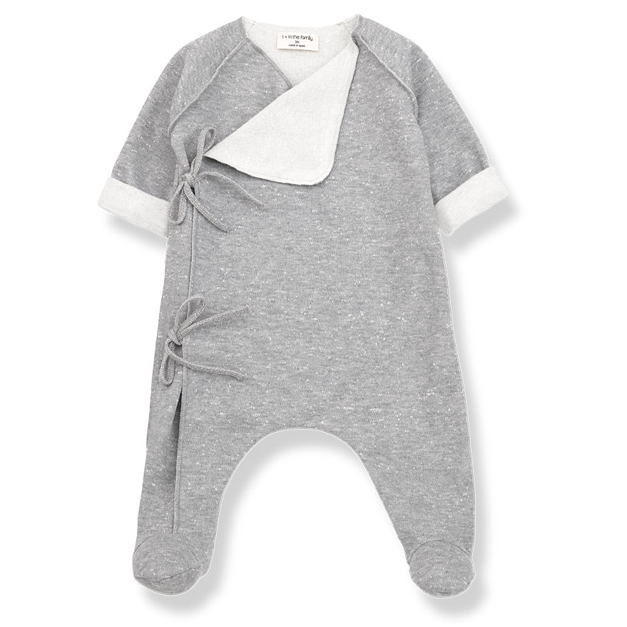 Winter Baby Jumpsuit by 1+ in the Family