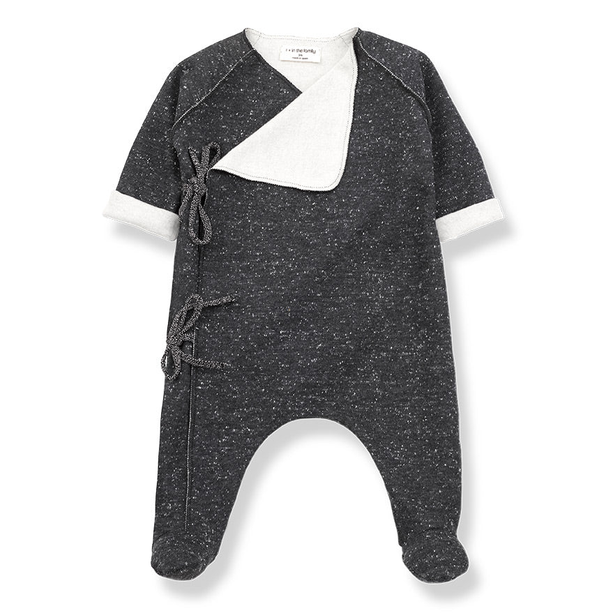 1+ in the Family Baby Jumpsuit