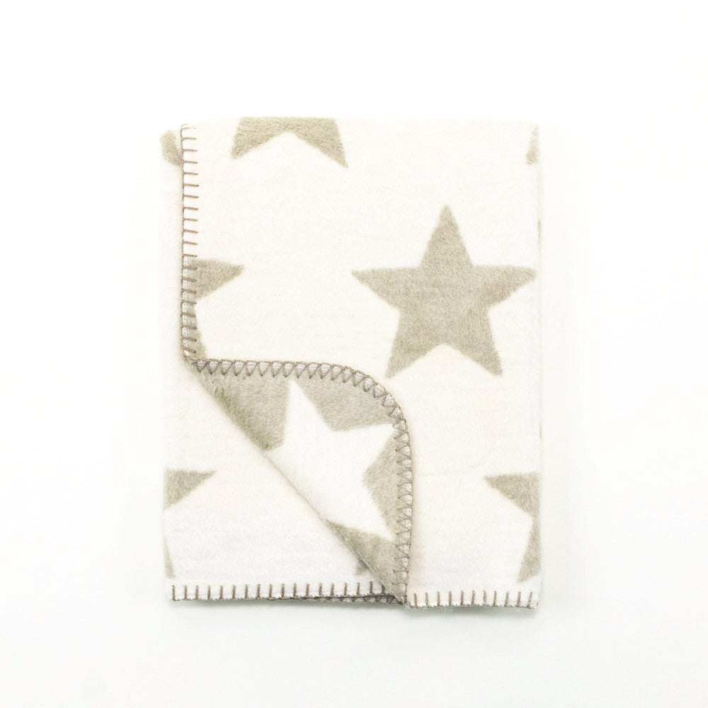 Blanket Bamboo/Cotton Blend - Stars