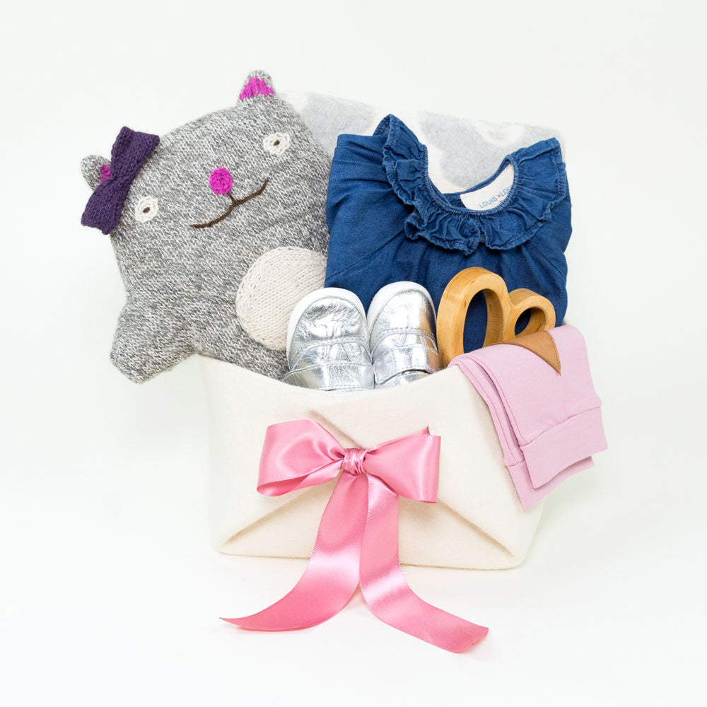 Luxury Baby Gift at Bonjour Baby Baskets