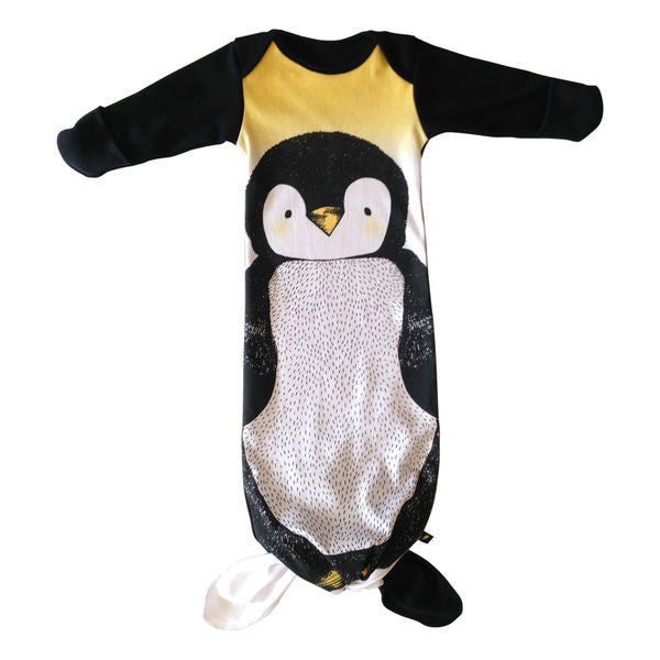 Sleeping Gown Penguin