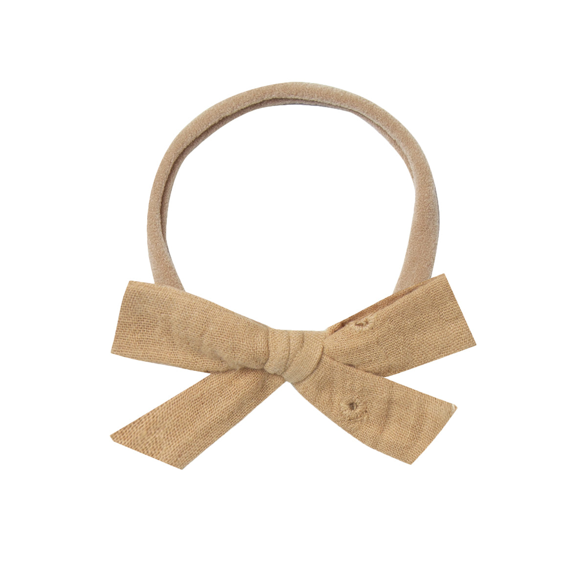 Rylee and Cru Baby Headband at Bonjour Baby Baskets