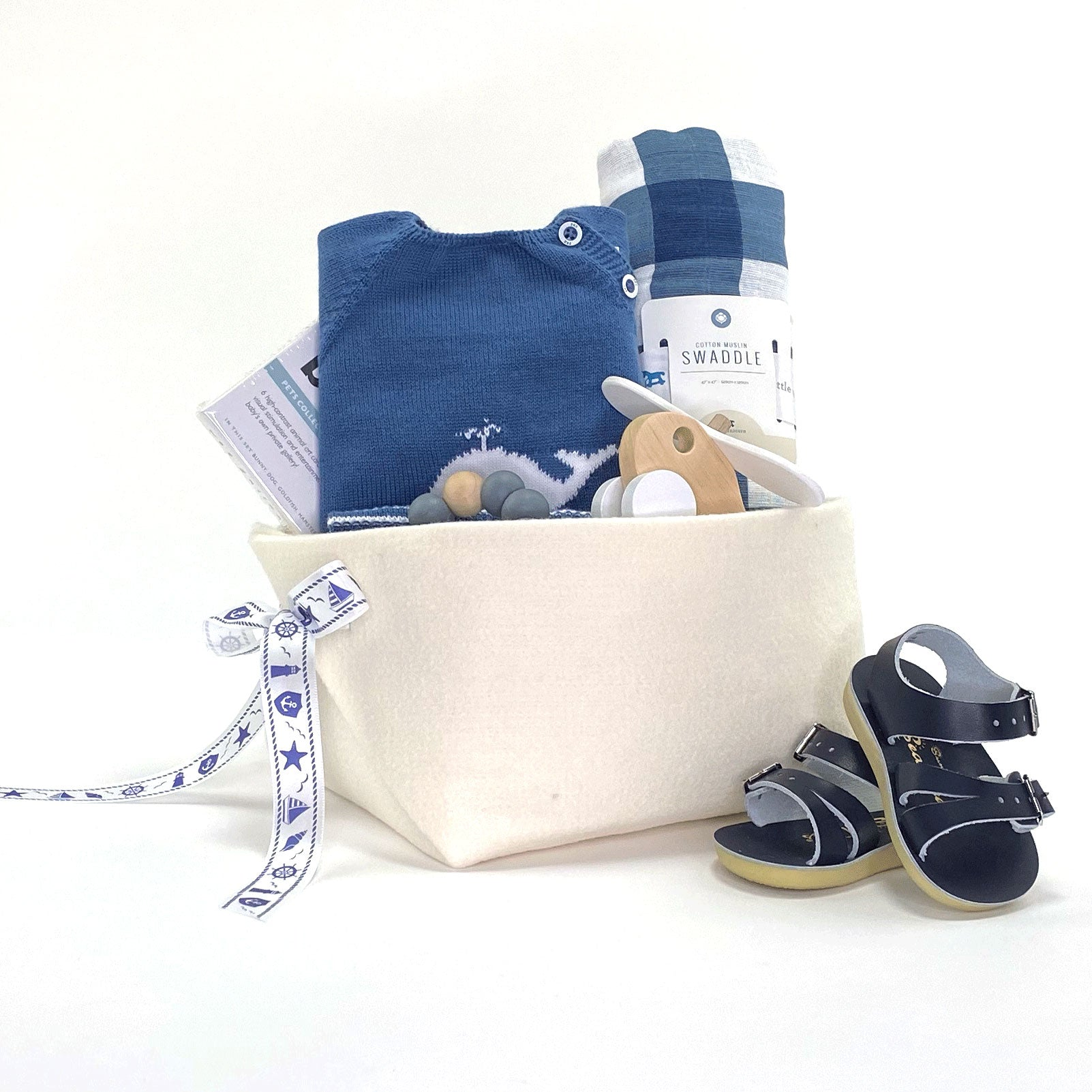 Luxury Baby Gift Basket featuring Paz Rodriguez, best baby gifts