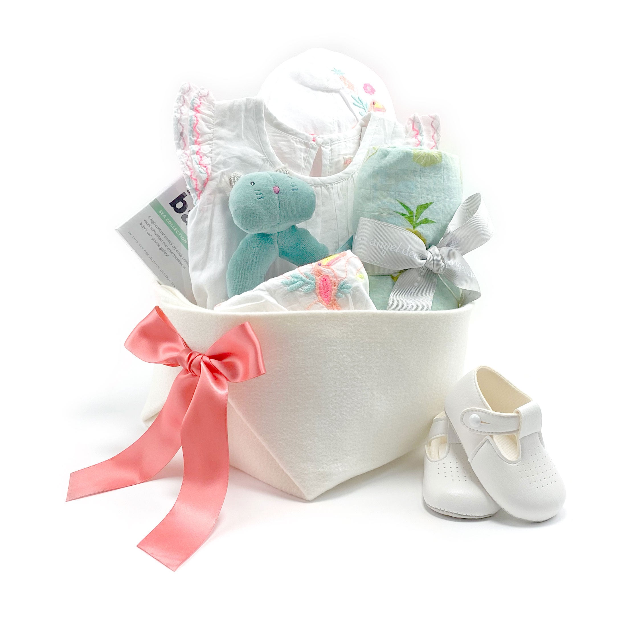 Best Corporate Baby Gift Baskets featuring BillieBlush, perfect Corporate Baby Gift