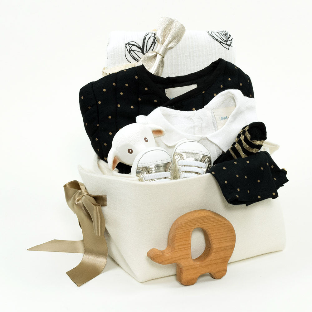 Luxury Baby Girl Gift at Bonjour Baby Baskets