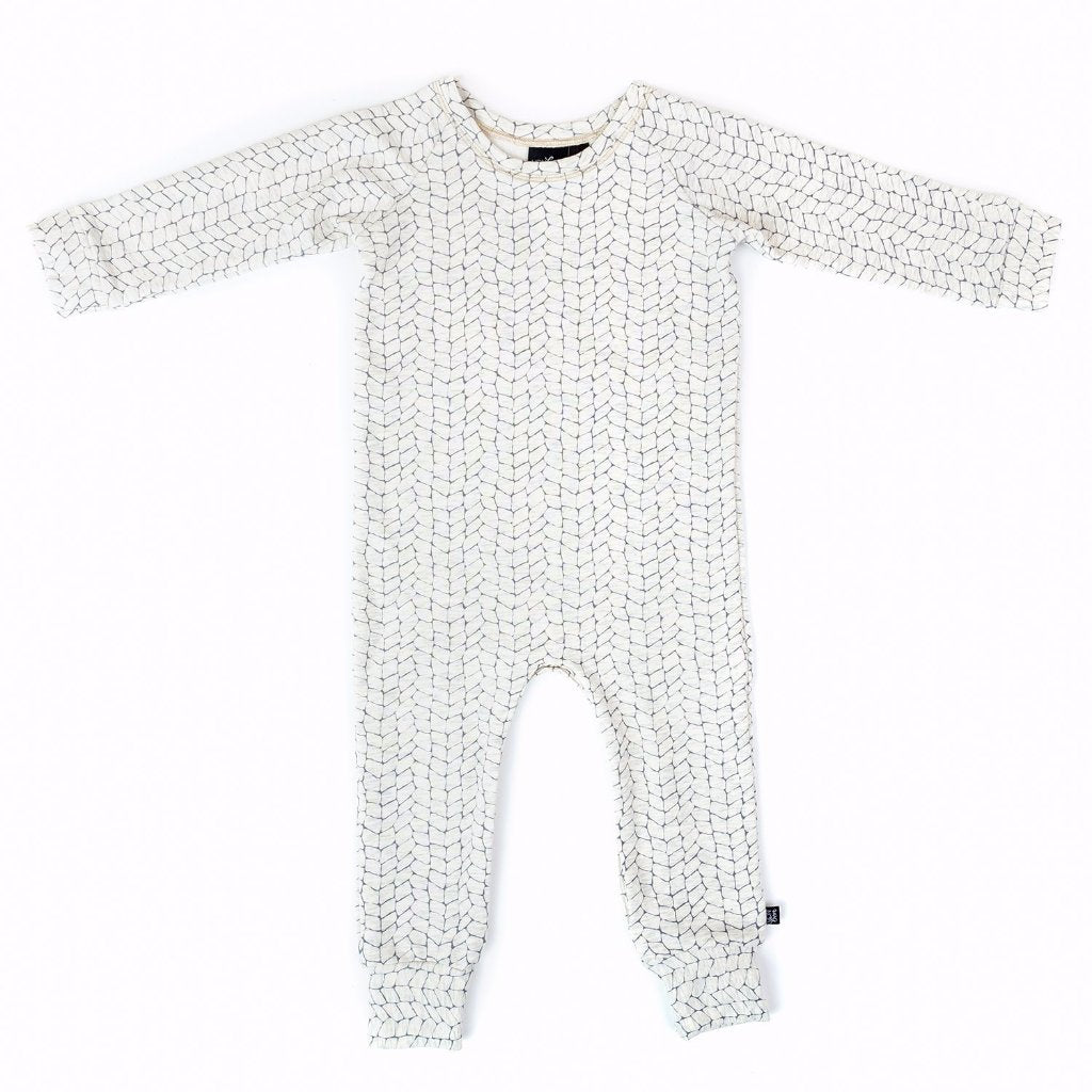 Vonbon Baby Romper at Bonjour Baby Baskets