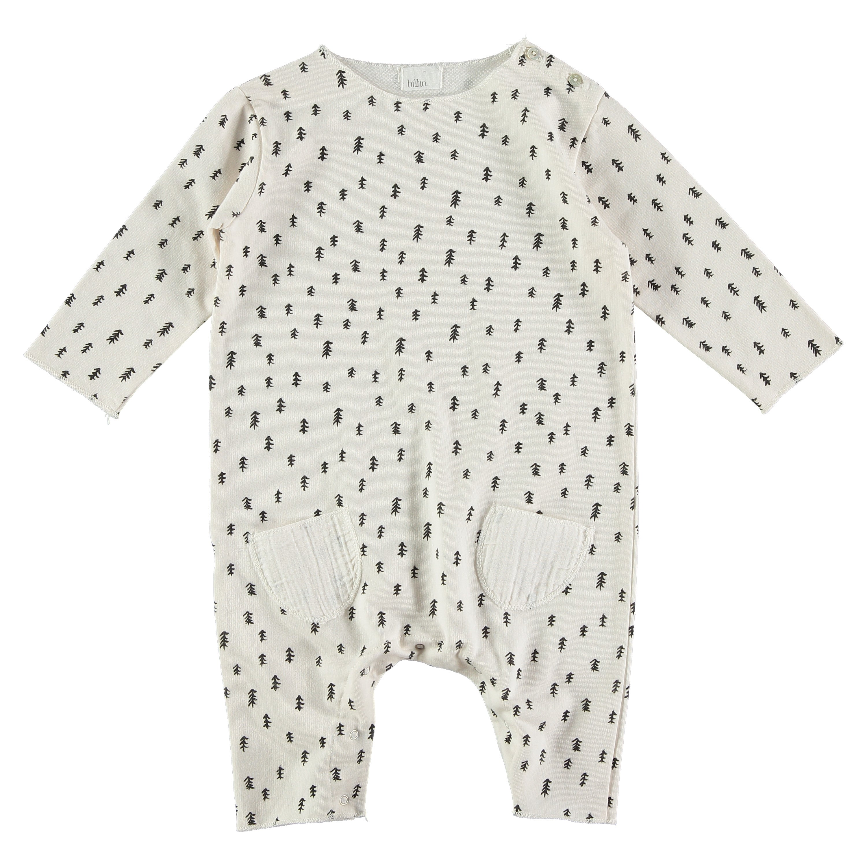 Buho Barcelona baby Jumpsuit at Bonjour Baby Baskets