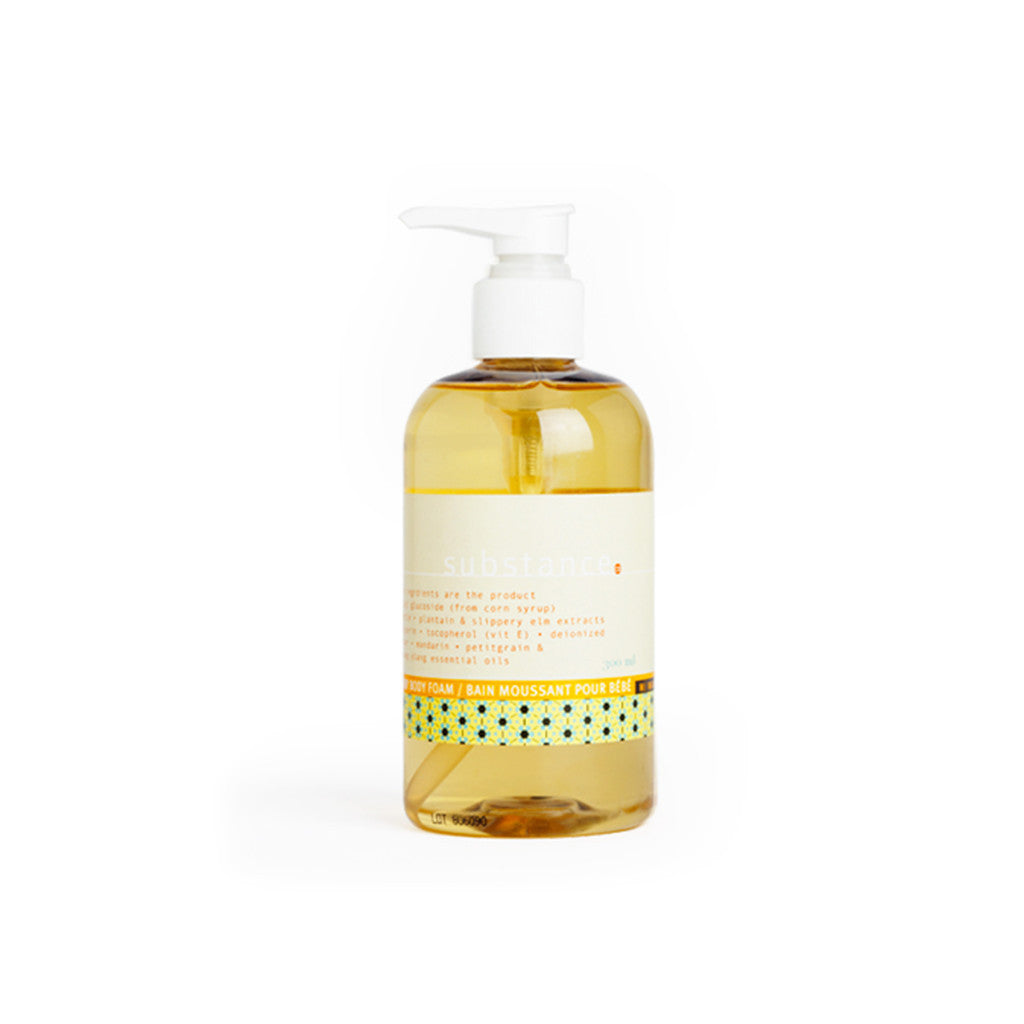Baby Body Foam - 236 ml/8 oz