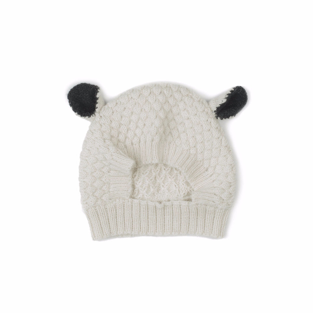 Alpaca Knitted Sheep Hat
