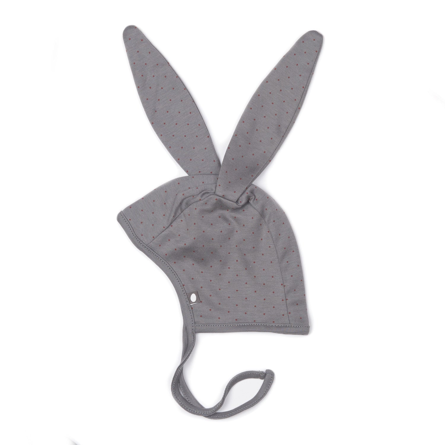 Bunny hat in Pima cotton by OEUF NYC