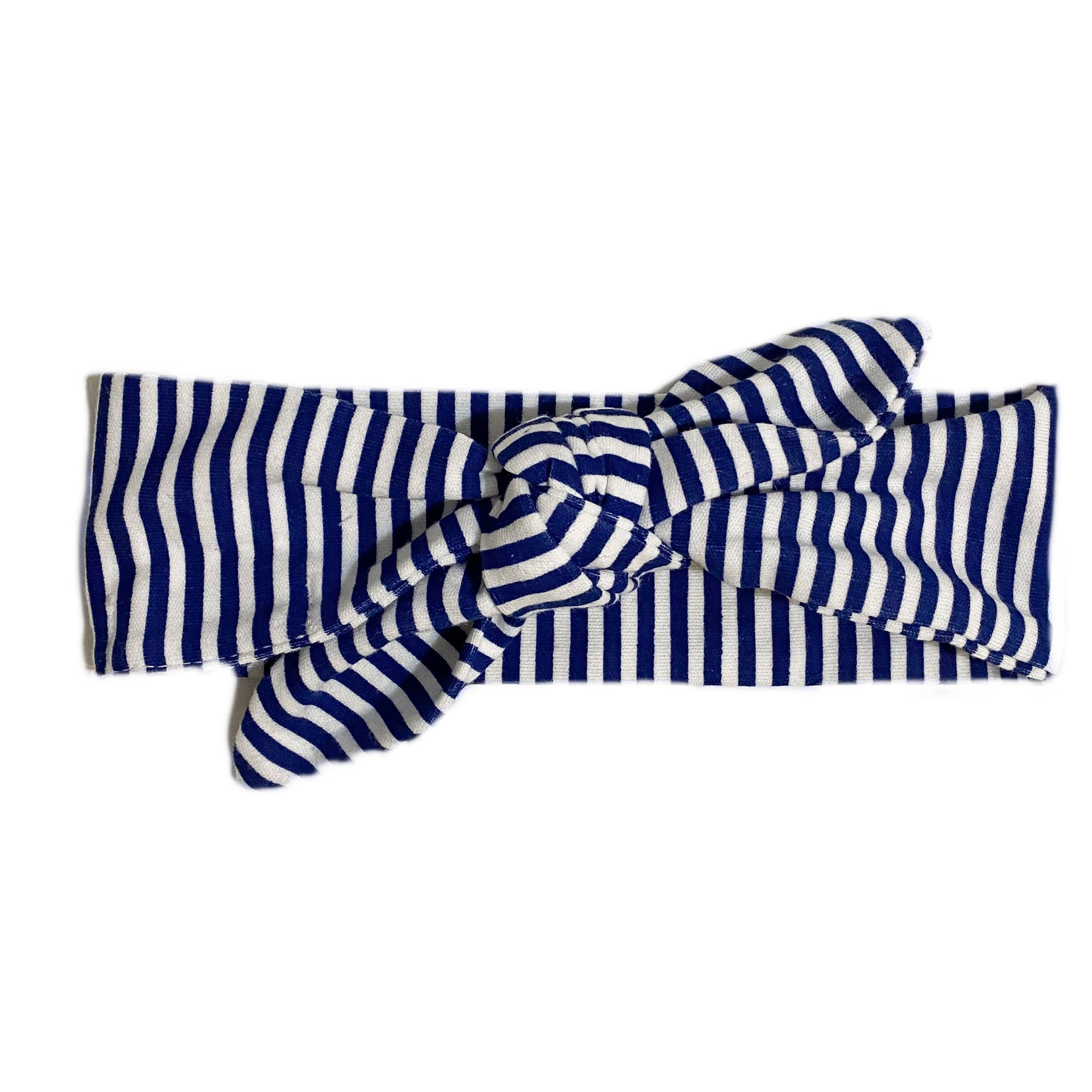 Stripe Baby Headband at Bonjour Baby Baskets