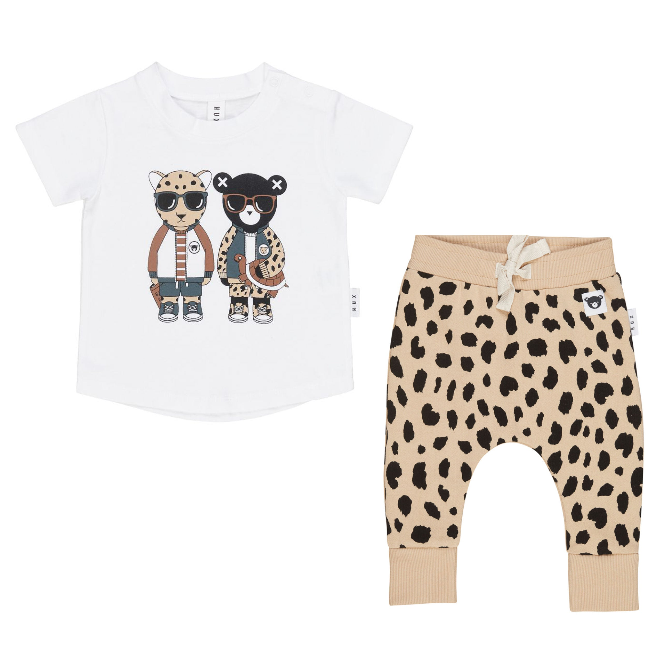 Huxbaby baby gift  at Bonjour Baby Baskets trendy baby gifts