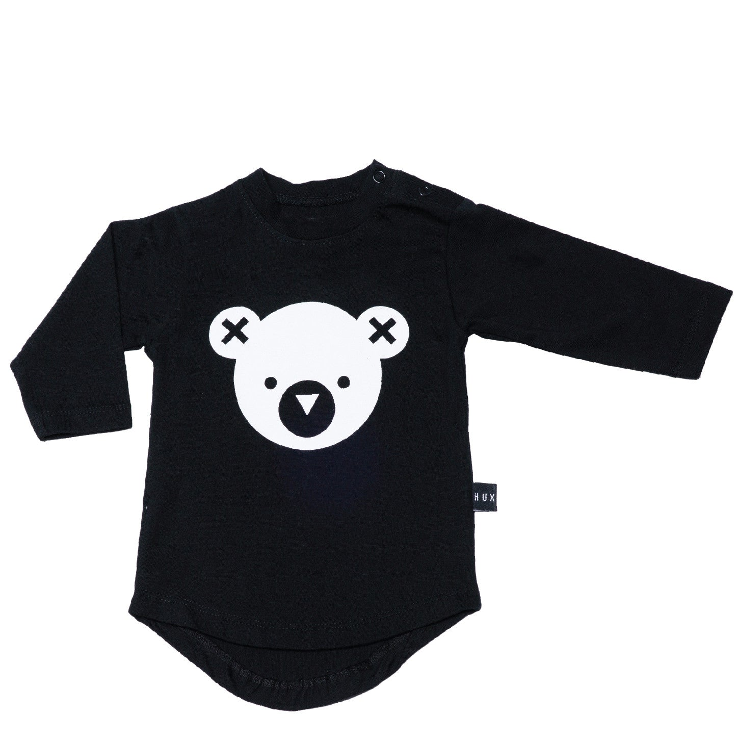 Huxbaby Bear t-shirt at Bonjour Baby Baskets