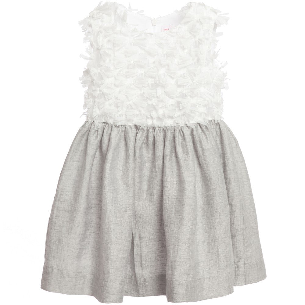 Luxurious Il Gufo Baby Dress