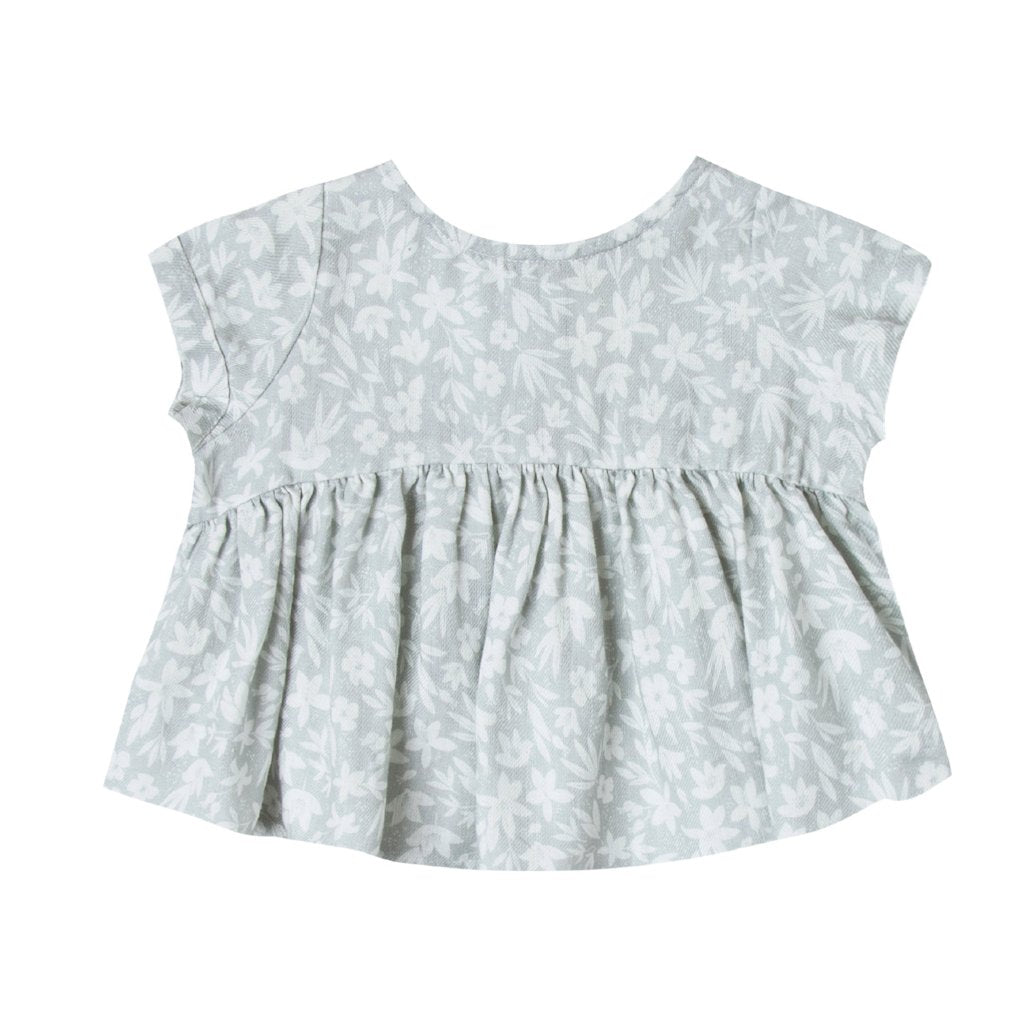 Rylee and Cru Ditsy Jane baby dress