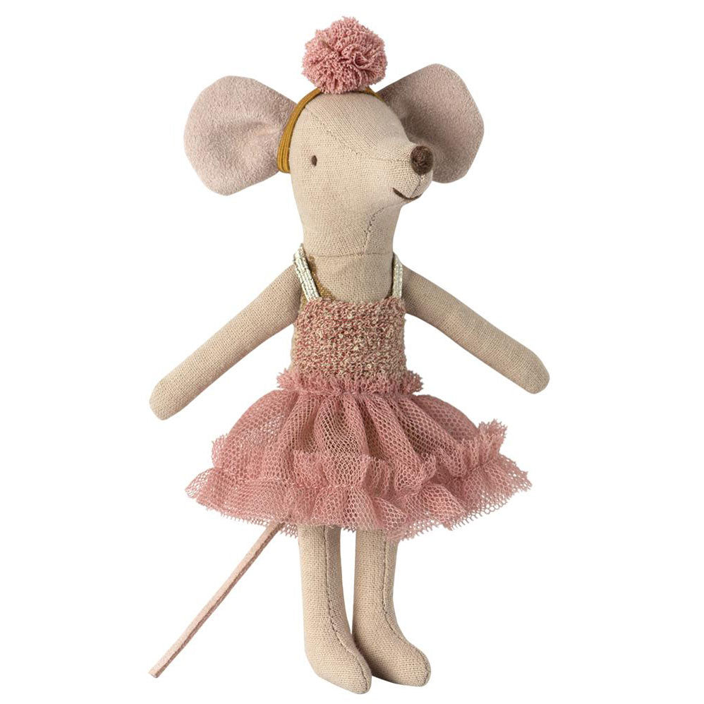 Maileg Big Sister  Dance Mouse Mira Belle  at Bonjour Baby Baskets