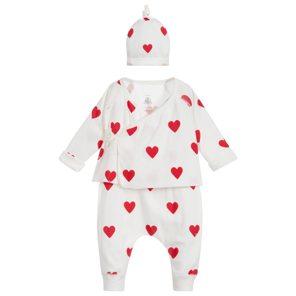 Petit Bateau Luxury Baby Gift, perfect for a Corporate Baby Gift