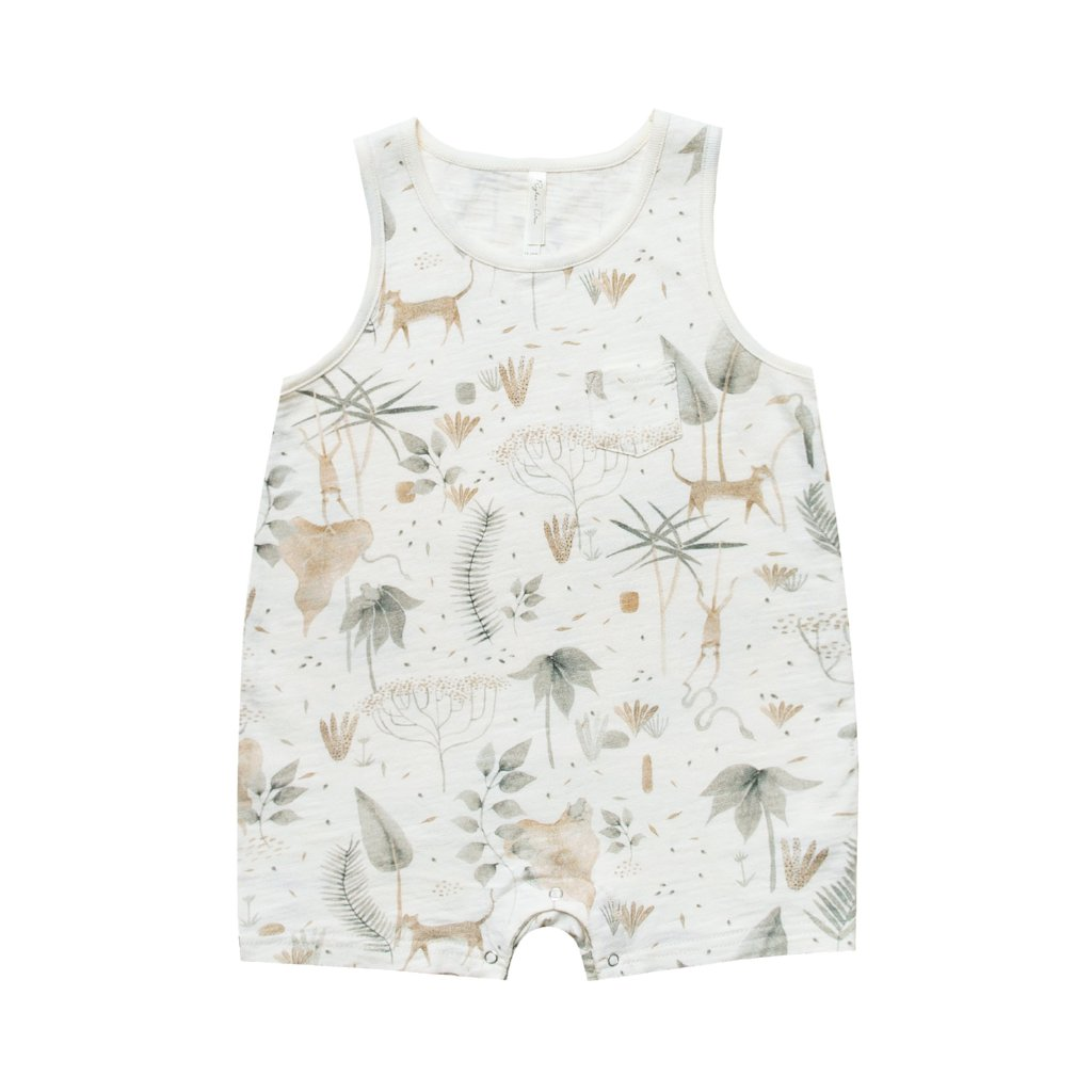Rylee and Cru Jungle Romper