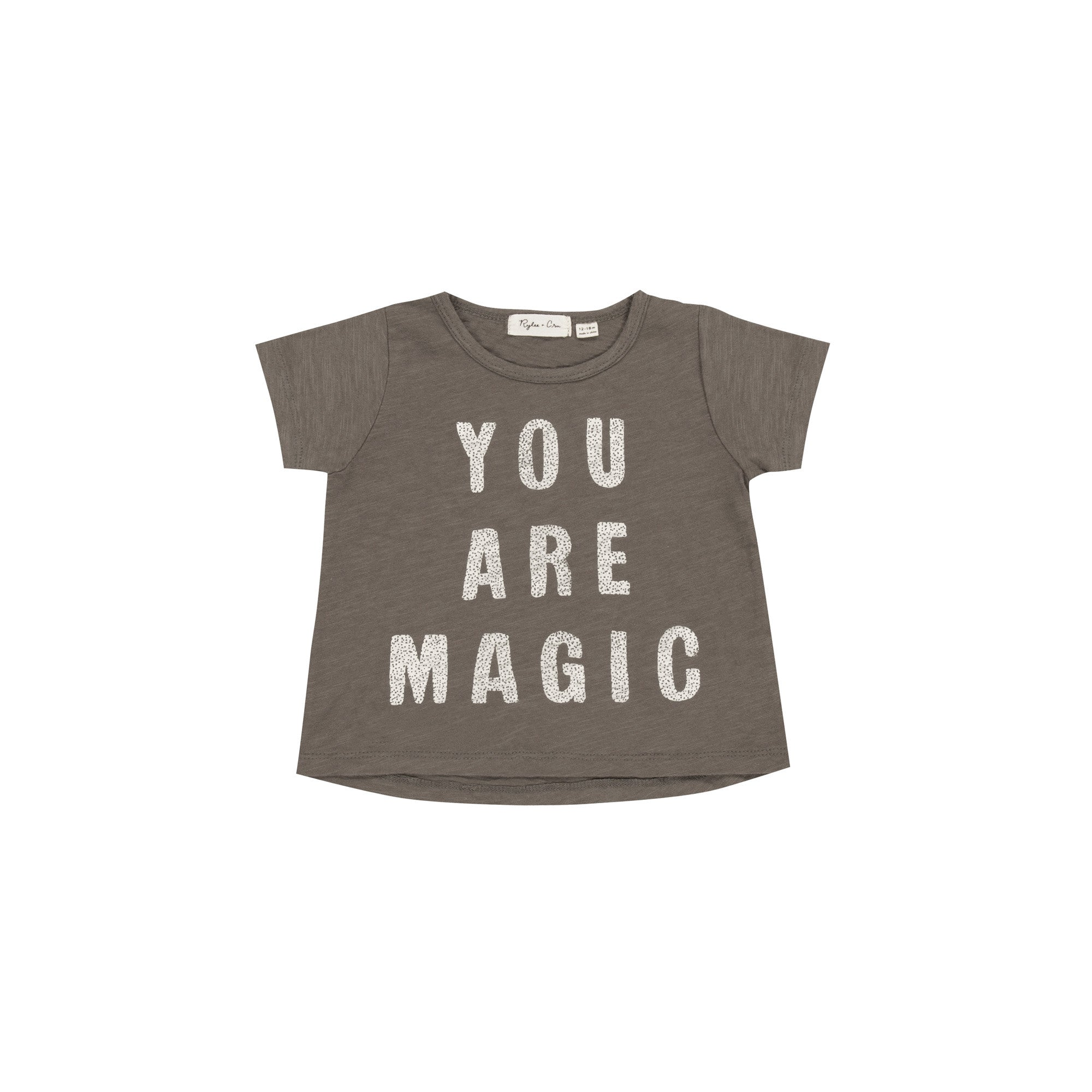 You are Magic baby tee by Rylee and Cru