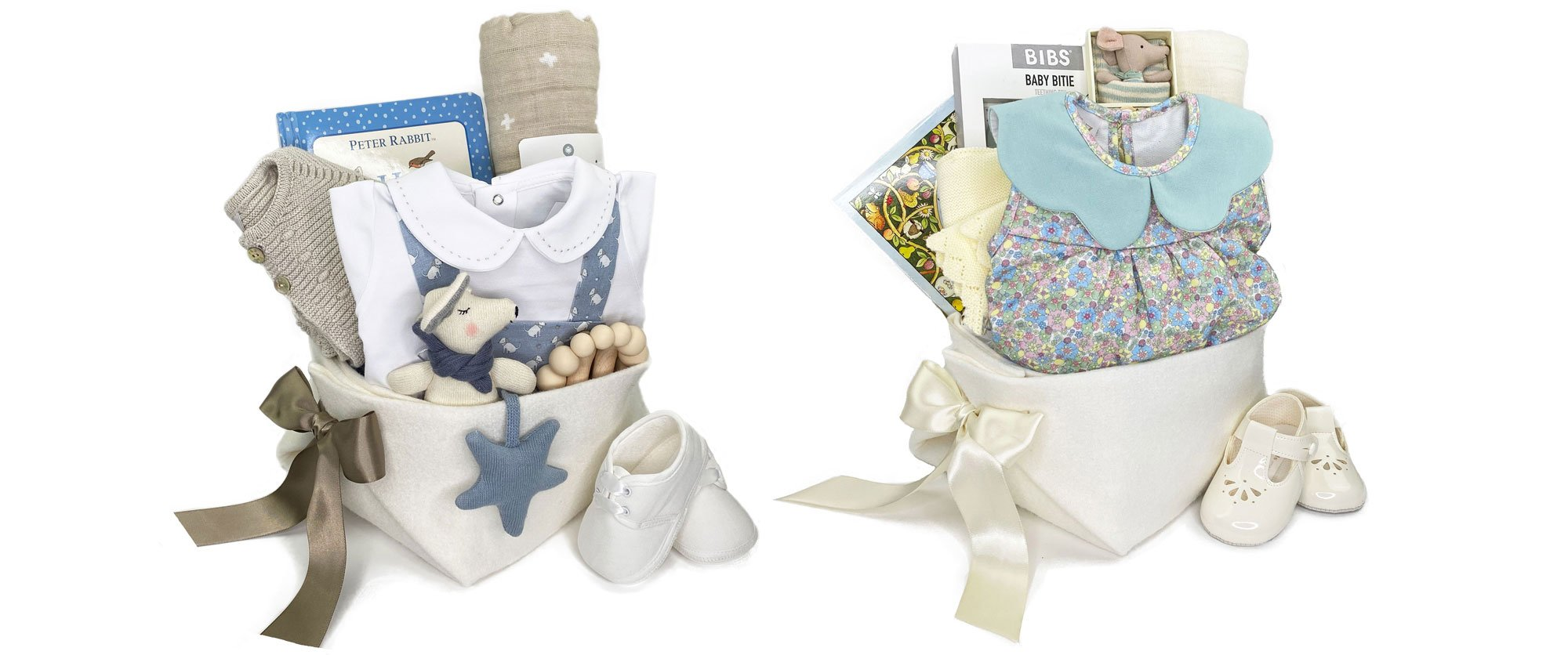 Bonjour Baby Baskets Luxury Baby Gifts