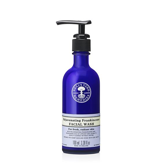 Rejuvenating Frankincense Facial Wash