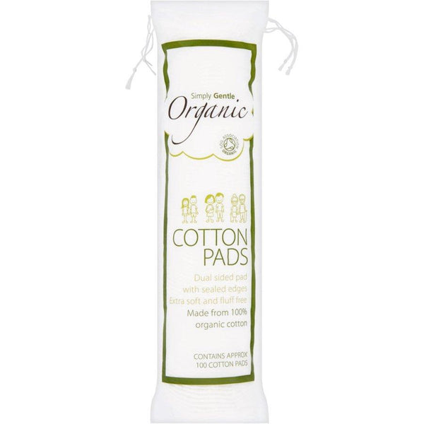 Simply Gentle Cotton Wool Pads