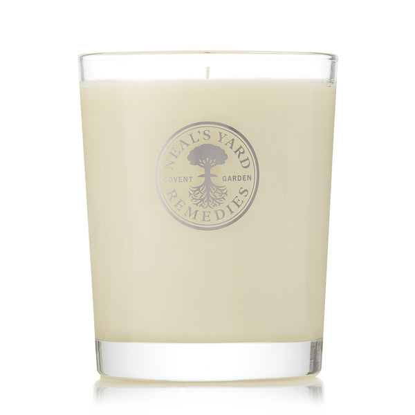 Organic Aromatherapy Candle Calming