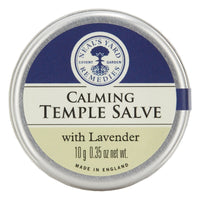 Calming Temple Salve
