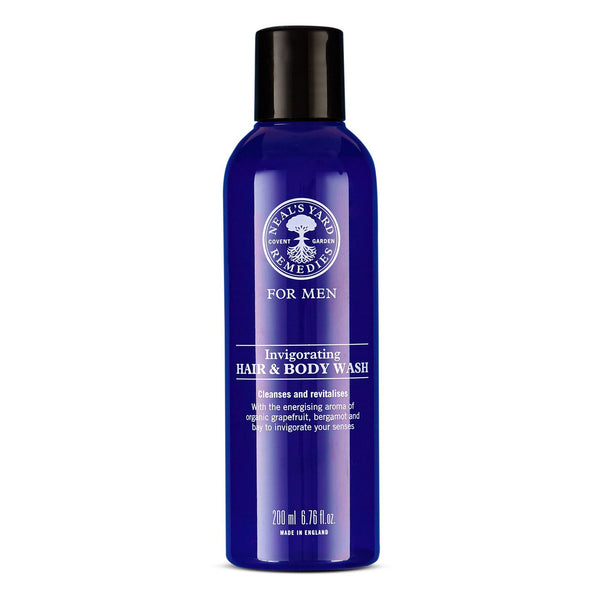 Invigorating Hair & Body Wash